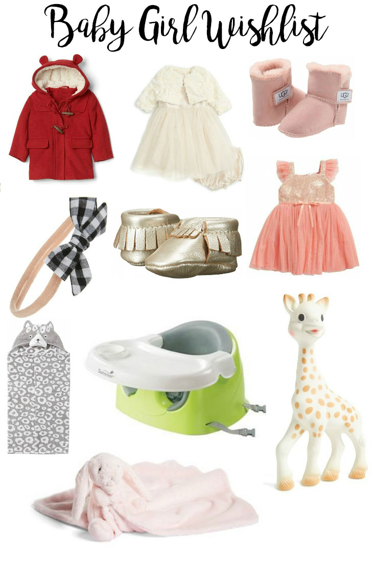 New Mom Baby Wish List Hayley Paige Blogs