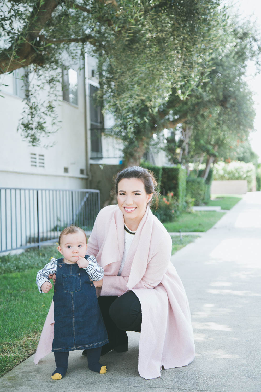 FALL MOMMY & BABY OUTFITS WITH MARKS & SPENCER