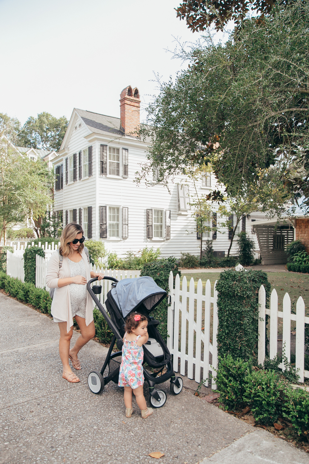 The Best Advice I've Ever Received As a New Mom + Stroller Giveaway!